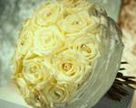 удивительный букет невесты