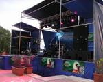 Техническое обеспечение концертов - сцены и подиумы в аренду