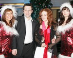 Организация корпоративного нового года в ОАО Стройтрансгаз